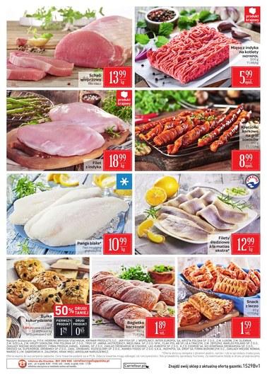 Gazetka promocyjna Carrefour Market, ważna od 17.07.2018 do 23.07.2018.