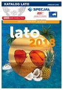 Gazetka promocyjna Specjał - Lato 2018 - Łódź