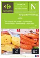 Gazetka promocyjna Carrefour Express - Gazetka promocyjna