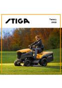 Gazetka promocyjna Stiga - Katalog traktory - ważna do 31-12-2018