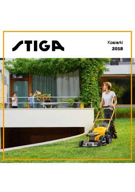 Gazetka promocyjna Stiga - Katalog kosiarki