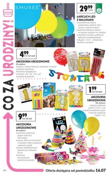 Gazetka promocyjna Biedronka, ważna od 16.07.2018 do 29.07.2018.