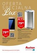 Oferta specjalna Lux