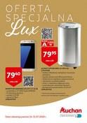 Gazetka promocyjna Auchan - Oferta specjalna Lux - ważna do 31-07-2018
