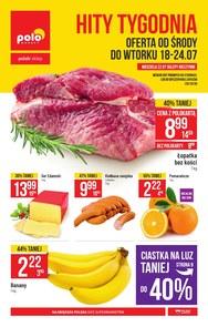 Gazetka promocyjna POLOmarket, ważna od 18.07.2018 do 24.07.2018.