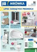 Gazetka promocyjna PSB Mrówka - Lipiec gorących promocji - Gajków - ważna do 21-07-2018