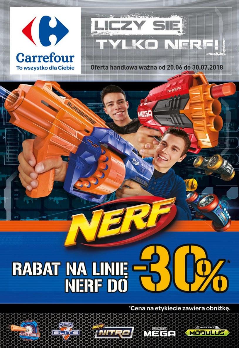 Carrefour: 3 gazetki