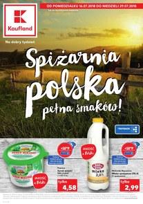 Gazetka promocyjna Kaufland, ważna od 16.07.2018 do 29.07.2018.