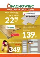 Gazetka promocyjna Fachowiec - Oferta handlowa