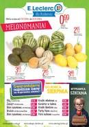Gazetka promocyjna E.Leclerc - Melomania! - Radom
