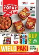 Gazetka promocyjna Topaz - Wielopaki - ważna do 01-08-2018