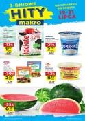 Gazetka promocyjna Makro Cash&Carry - 3-dniowe hity - ważna do 21-07-2018