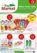 Gazetka promocyjna Top Market - Gazetka promocyjna - ważna do 21-07-2018