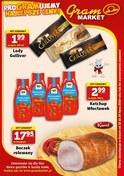 Gazetka promocyjna Gram Market - Oferta handlowa - ważna do 24-07-2018