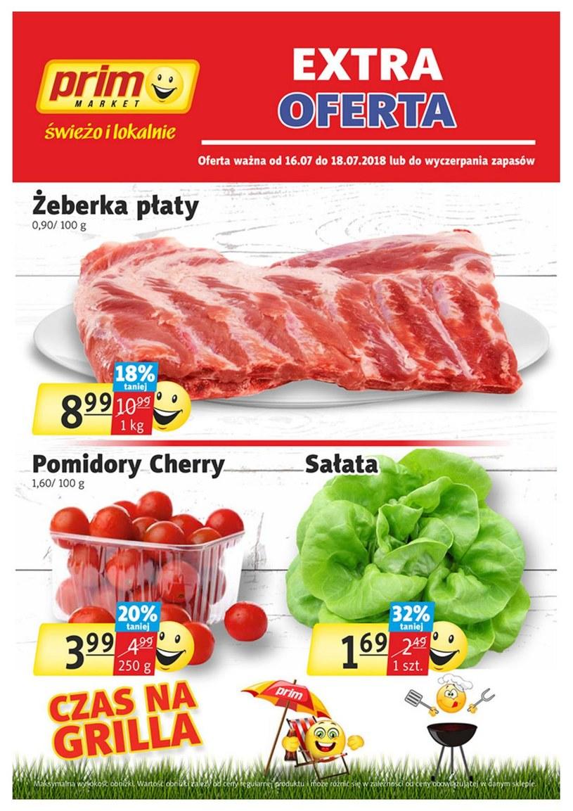 Prim Market: 2 gazetki