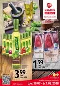 Gazetka promocyjna Selgros Cash&Carry - Oferta handlowa - ważna do 01-08-2018