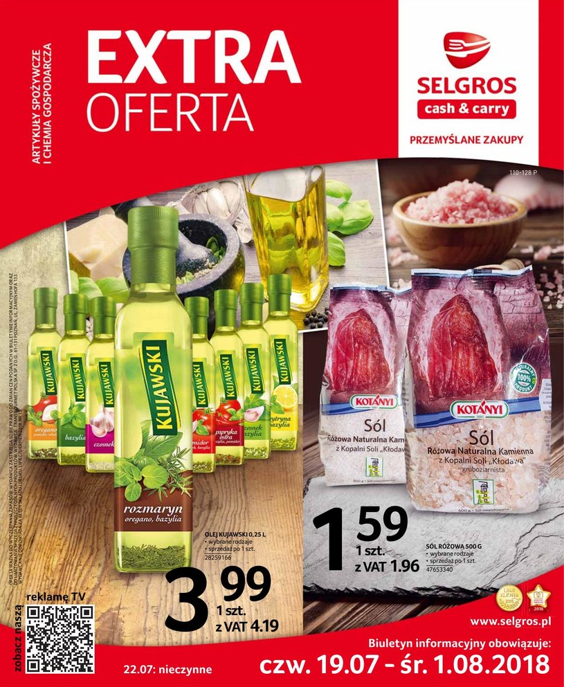 Selgros Cash&Carry: 5 gazetki