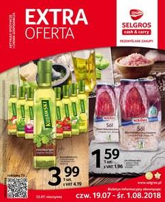 Gazetka promocyjna Selgros Cash&Carry, ważna od 19.07.2018 do 01.08.2018.