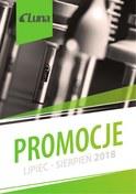 Gazetka promocyjna Luna - Promocje lipiec - sierpień 2018 - ważna do 31-08-2018