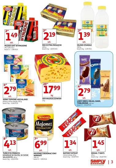 Gazetka promocyjna Simply Market, ważna od 18.07.2018 do 24.07.2018.