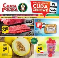 Gazetka promocyjna Chata Polska - Cuda cenowe