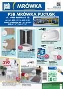 Gazetka promocyjna PSB Mrówka - Oferta handlowa - ważna do 21-07-2018