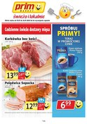 Gazetka promocyjna Prim Market - Świeżo i lokalnie  - ważna do 25-07-2018