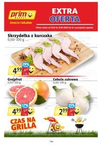 Gazetka promocyjna Prim Market, ważna od 23.07.2018 do 25.07.2018.