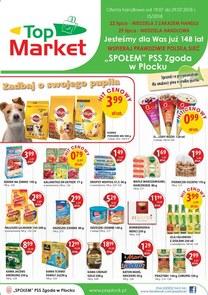 Gazetka promocyjna Top Market, ważna od 19.07.2018 do 29.07.2018.