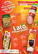 Gazetka promocyjna SPAR - Lato pełne okazji - ważna do 05-08-2018