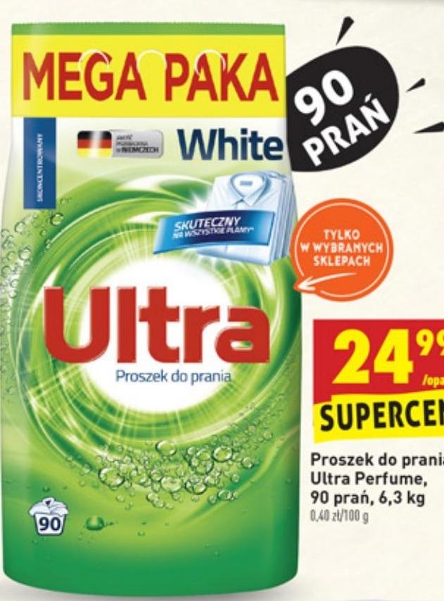 Super Archiwum | Proszek do prania ultra Perfume - Biedronka 23. 07 HD85