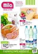 Gazetka promocyjna MILA - Zakupy, aż miło  - ważna do 31-07-2018