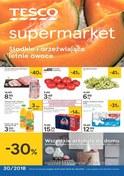 Gazetka promocyjna Tesco Supermarket - Oferta handlowa - ważna do 01-08-2018