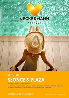 Gazetka promocyjna Neckermann - Słońce & Plaża