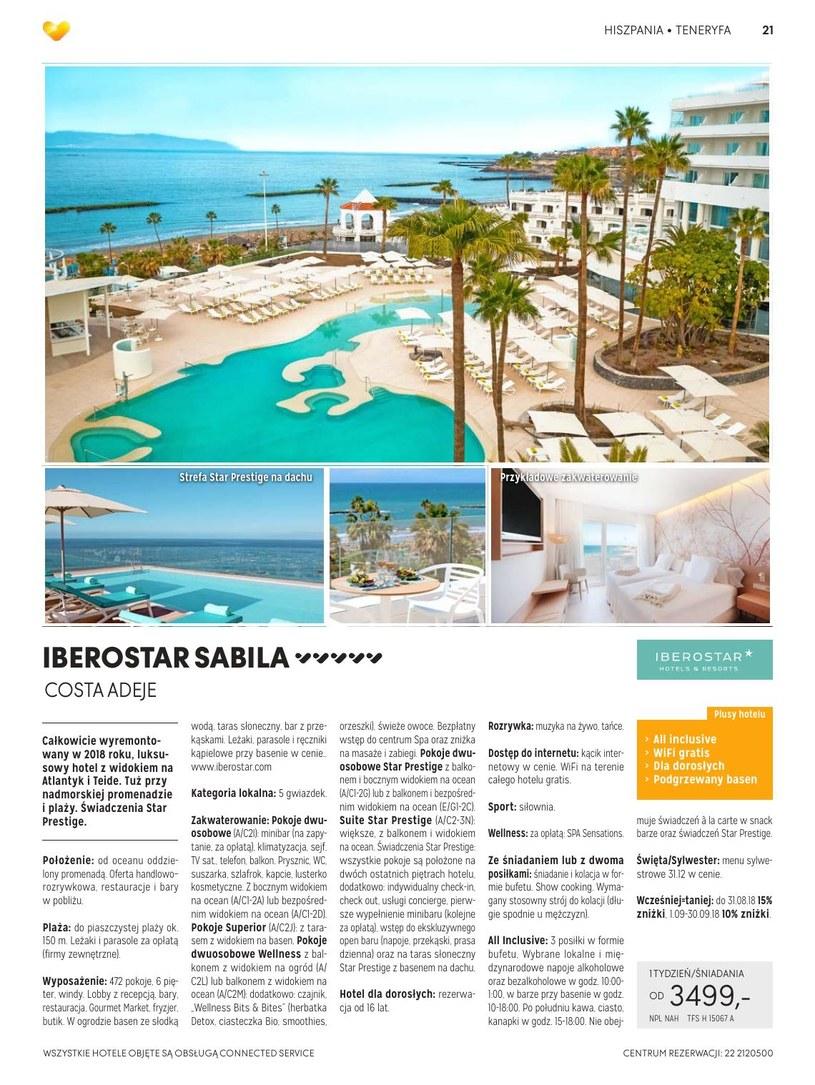 Gazetka: Słońce & Plaża - strona 22