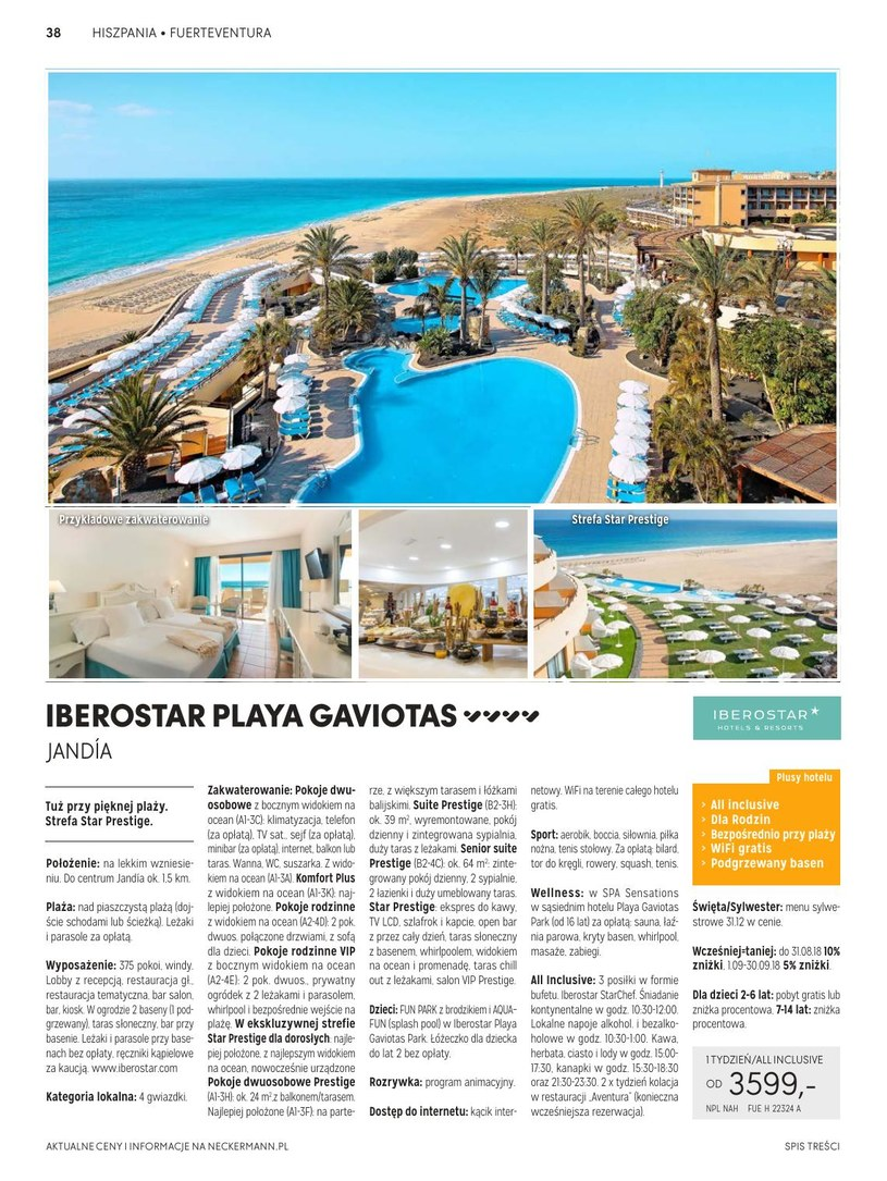 Gazetka: Słońce & Plaża - strona 39