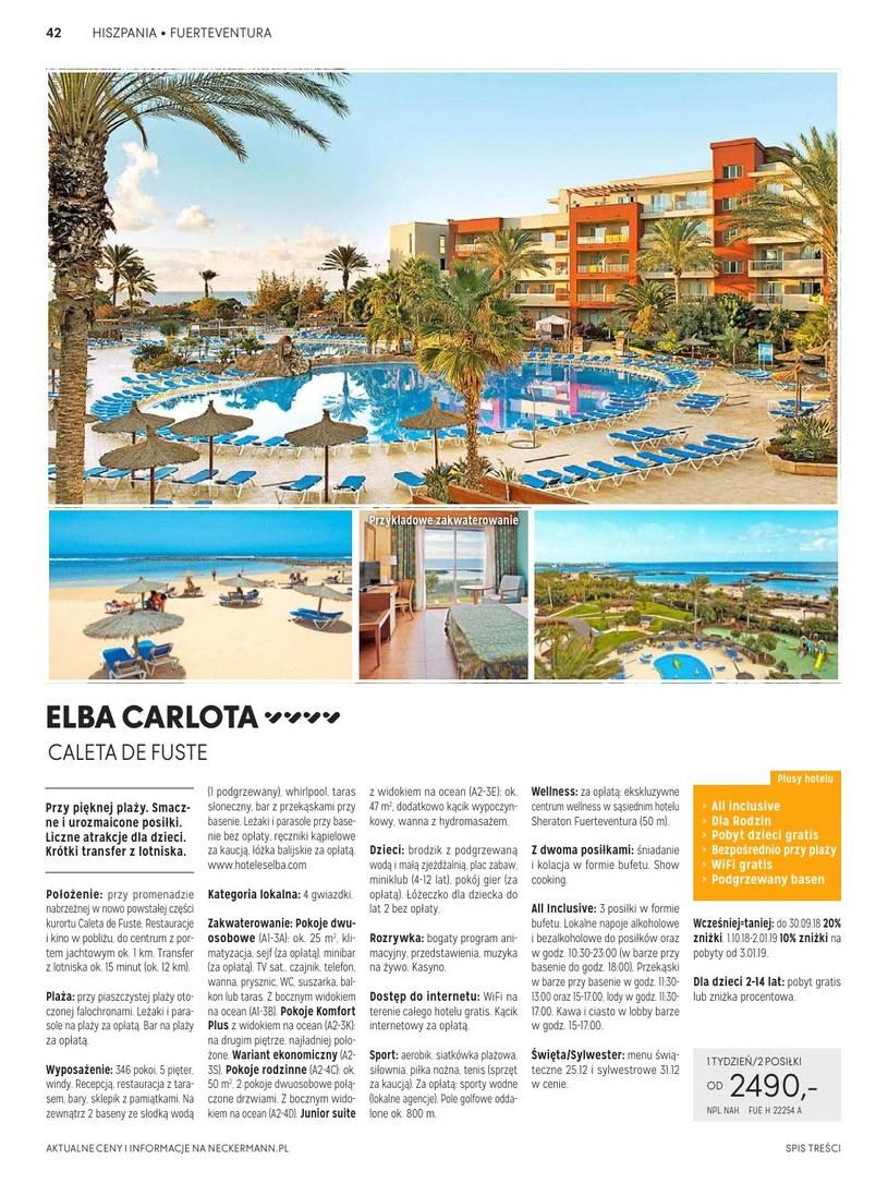 Gazetka: Słońce & Plaża - strona 43
