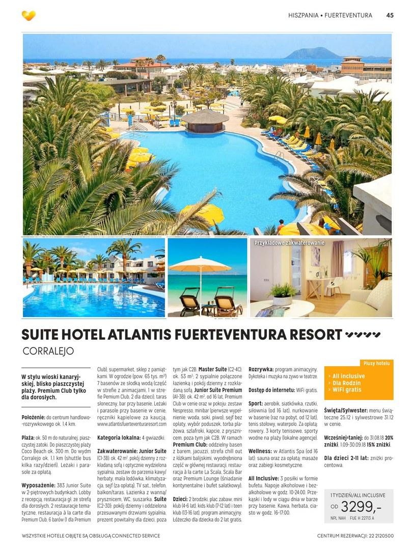 Gazetka: Słońce & Plaża - strona 46