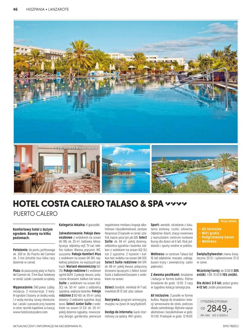 Gazetka: Słońce & Plaża - strona 47