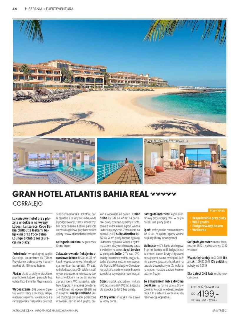 Gazetka: Słońce & Plaża - strona 45