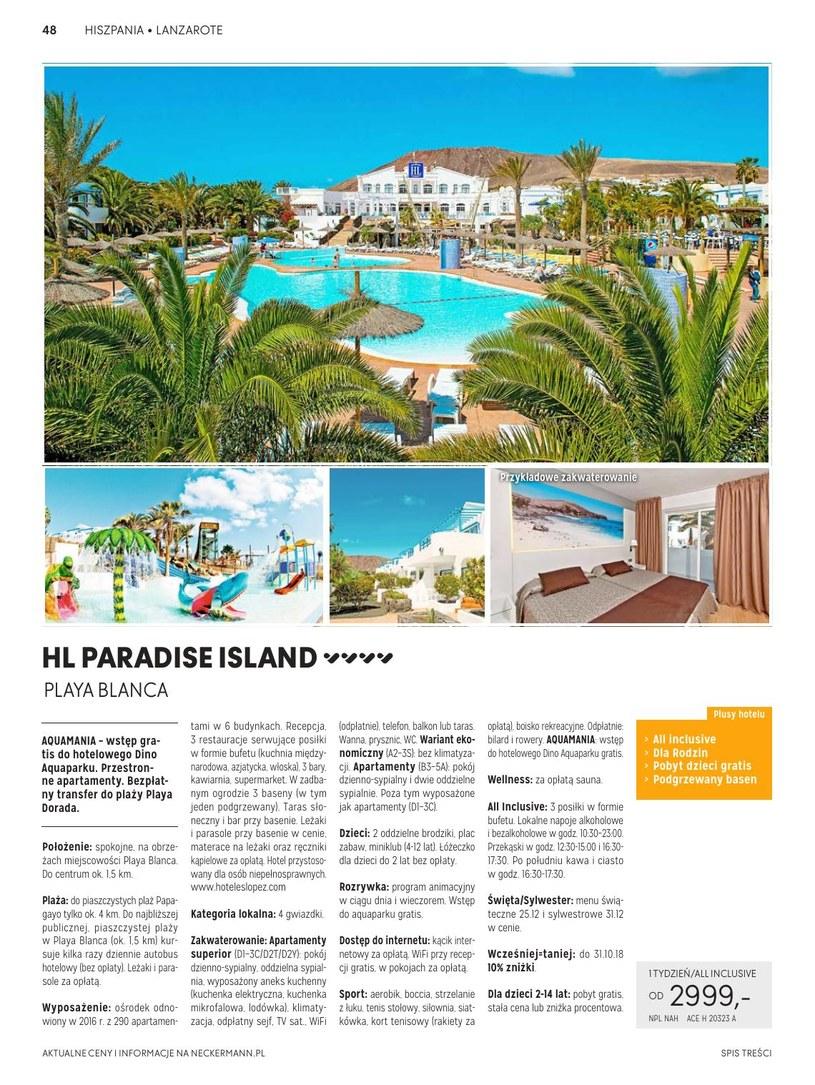 Gazetka: Słońce & Plaża - strona 49
