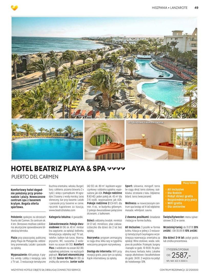 Gazetka: Słońce & Plaża - strona 50
