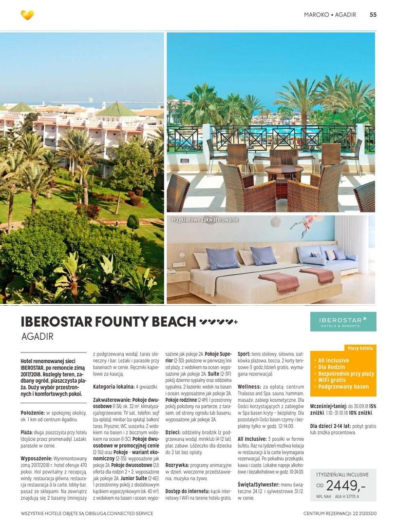 Gazetka: Słońce & Plaża - strona 56