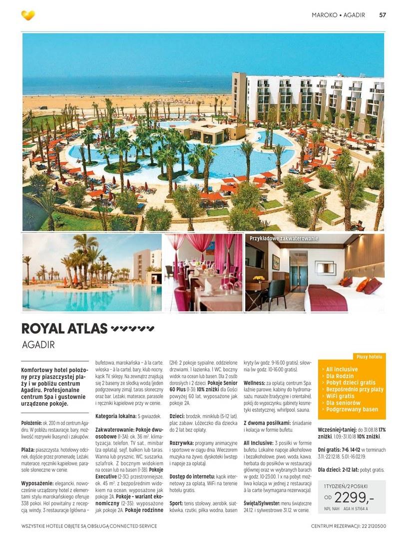 Gazetka: Słońce & Plaża - strona 58