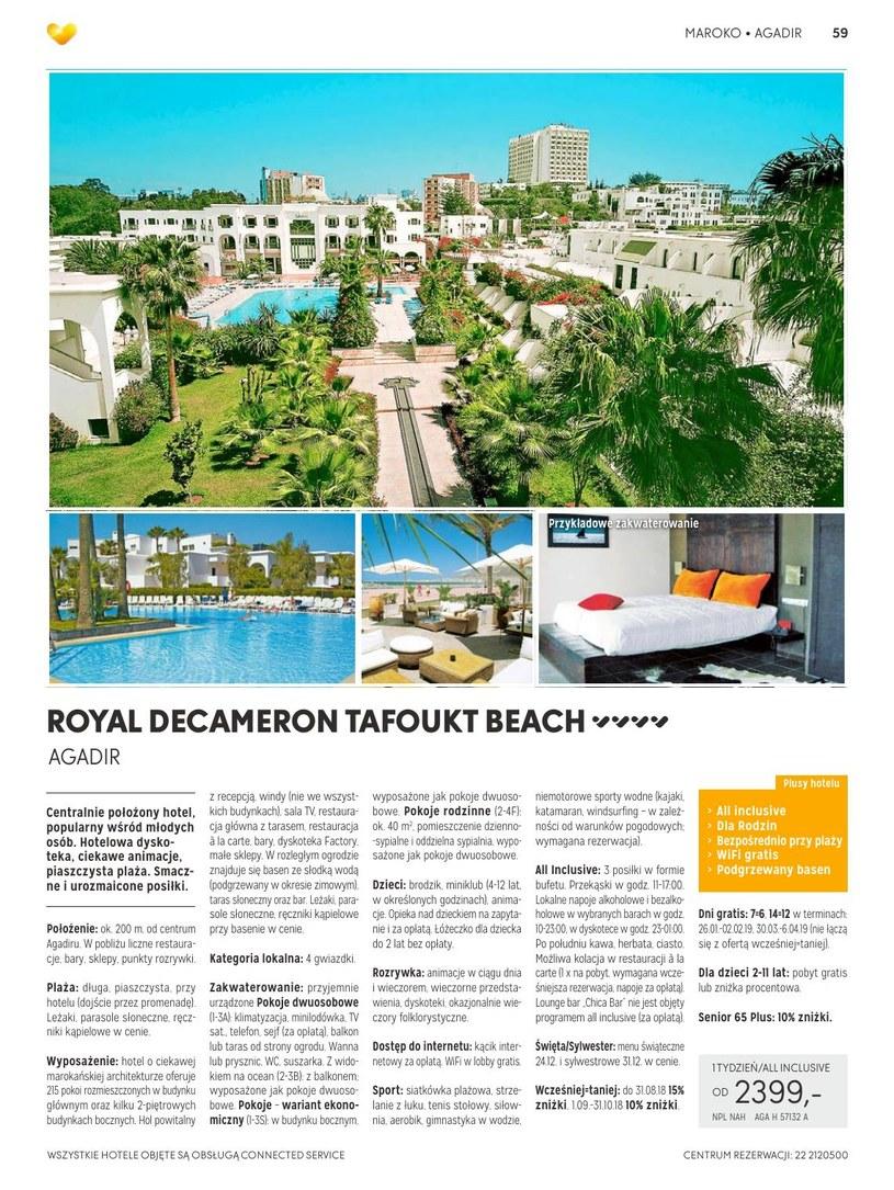 Gazetka: Słońce & Plaża - strona 60