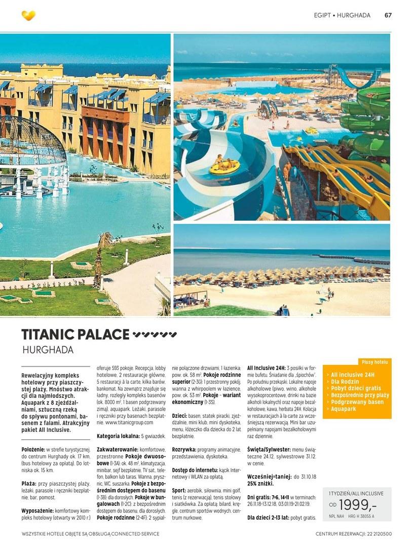 Gazetka: Słońce & Plaża - strona 68