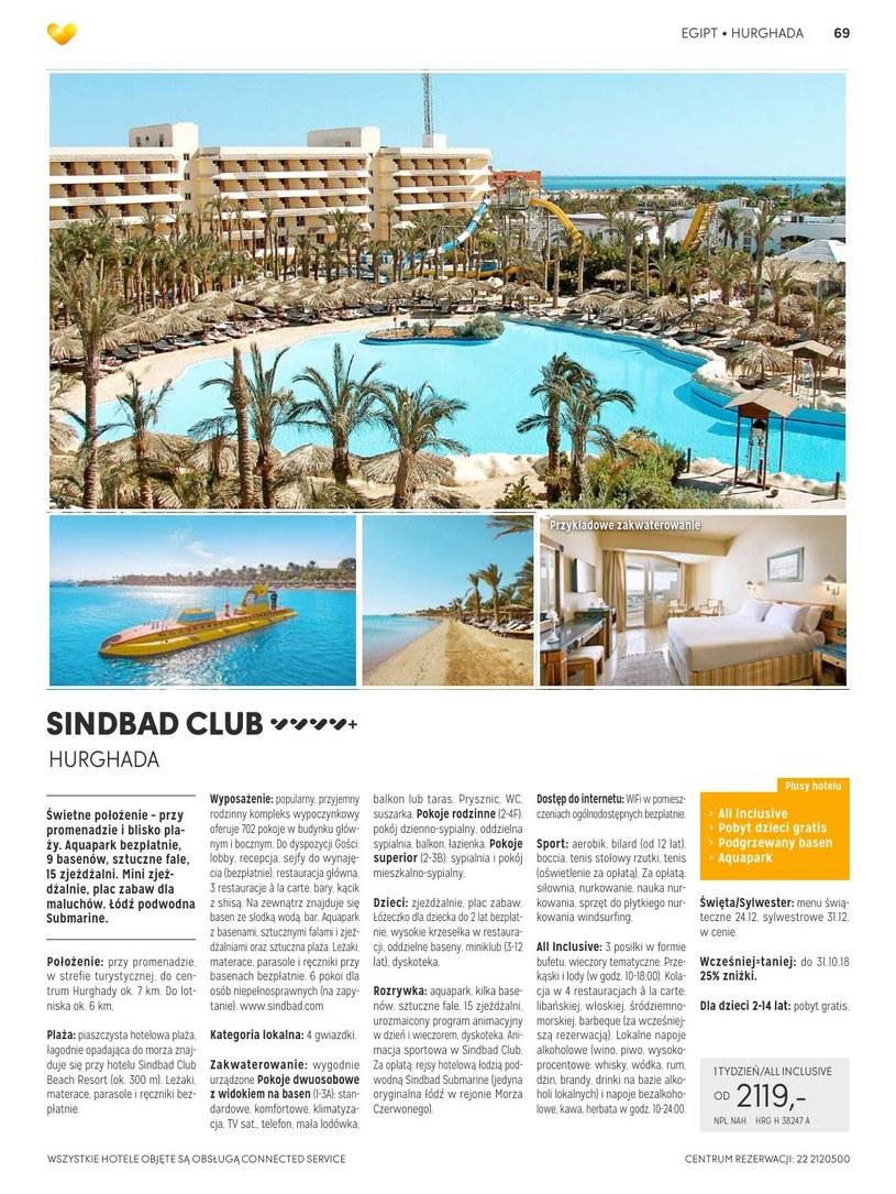 Gazetka: Słońce & Plaża - strona 70