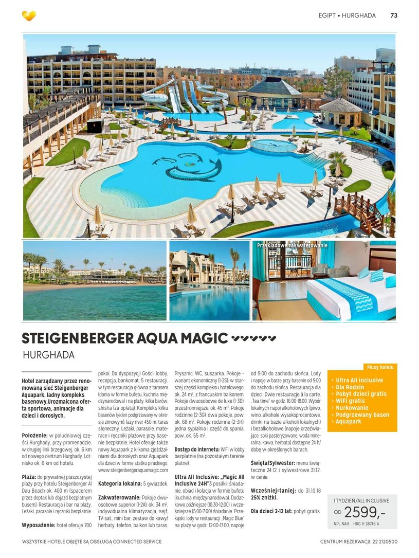 Gazetka: Słońce & Plaża - strona 74