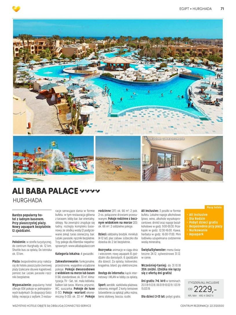 Gazetka: Słońce & Plaża - strona 72
