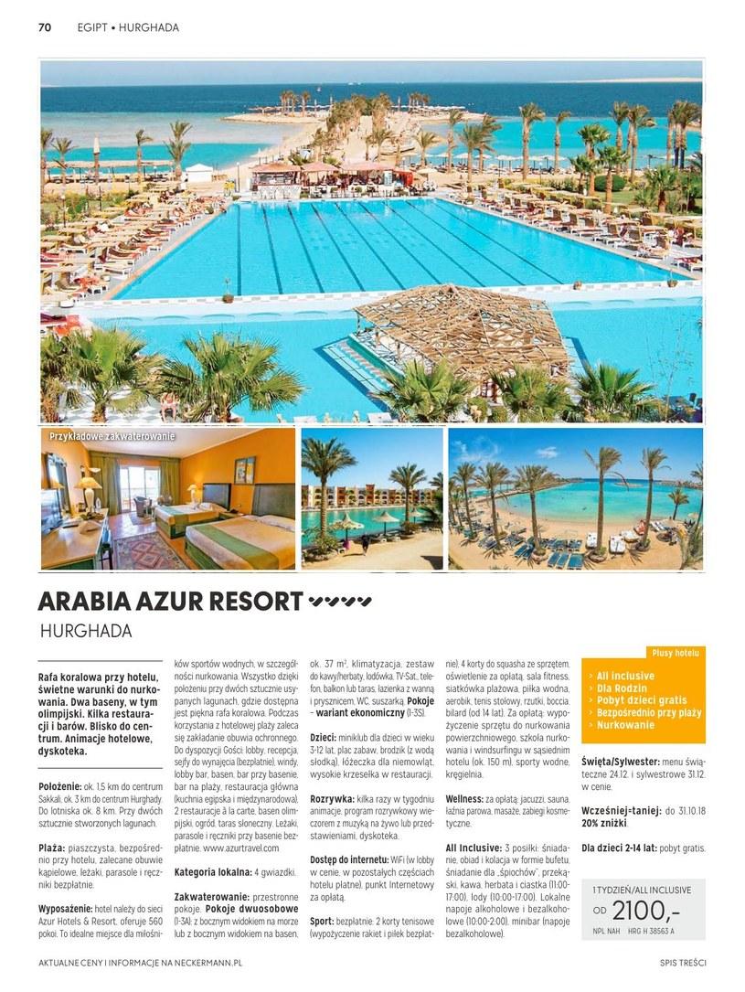 Gazetka: Słońce & Plaża - strona 71